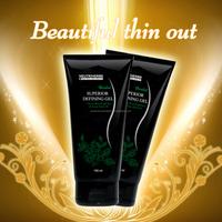 Private label OEM supply Herbal Slimming Gel Fast Fat Burn Product Body cellulite Botanical Slimming Soft Gel