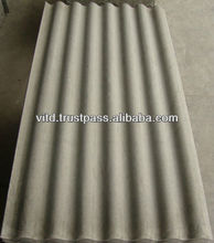 100% non asbestos cement roofing sheet