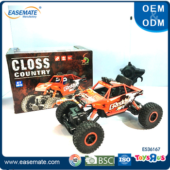 Remote control trucks 1:18 rc rock climbing car for sale