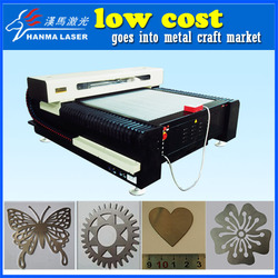 HM-J1313 Automatic CNCHM-1310 laser cutting and engraving machine price,wood laser engraving cutting machine