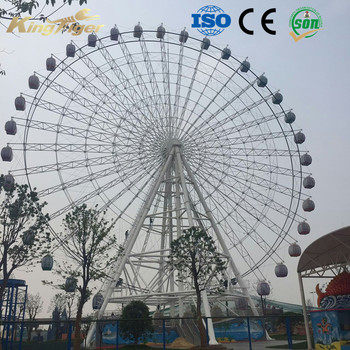 big amusement ferris wheel 20m/30m/42m equipment sky wheel ride