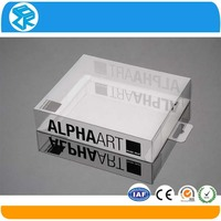promotional customized standard packing box size for cell phone