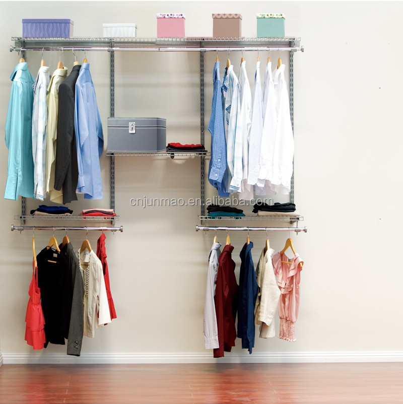 Portable Closet Metal Wardrobe 1.8 M