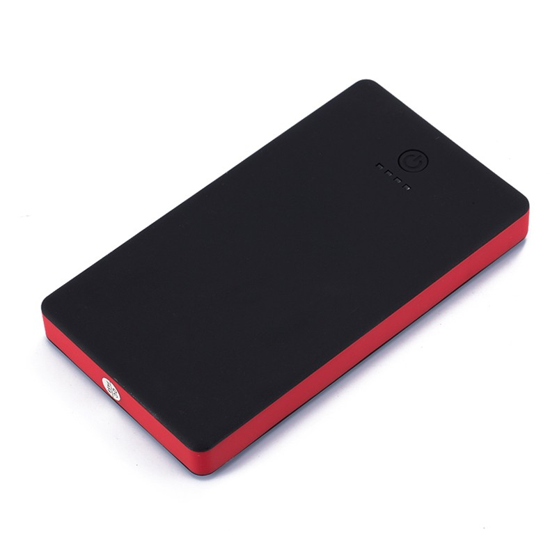 car emergency batterybooster jump starte and rechargeable external device portable mobile power bank charger 8000mah