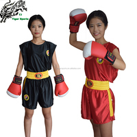 Chinese custom wushu sanda uniforms/kick boxing uniforms