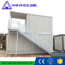 Movable Garage Carport Store Design Container House