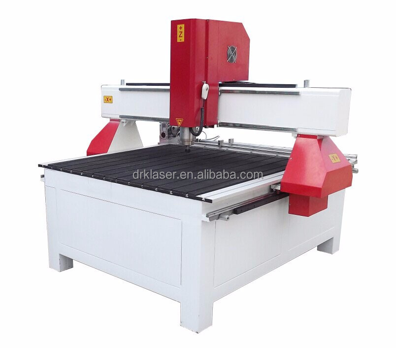 Plastic/Acrylic/ MDF/PVC/Metal/Stone making processing cutting engraving machine 1212 wood carving cnc router