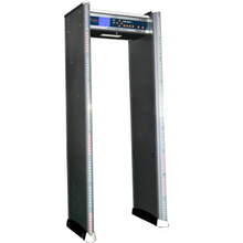 8 zone WATERPROOF door frame metal detector factory