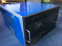 6u miner case 6 GPU case, rackmount chassis , bitcion case