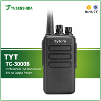 Ham Radio UHF 400-520MHz 5W TYT TC- 3000B 2 Way Radio with 16 Channels