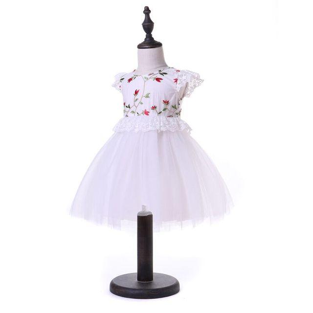 Summer 2018 baby girl party dress baby frocks designs birthday dress