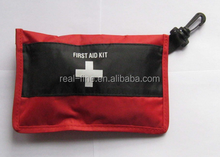 Emergency First Aid Kit Pouch Bag Travel Sport Rescue Medical Treatment Kits Free Shipping