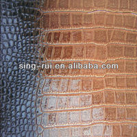 PU Leather Crocodile Skin Price Purses Of Designer With Printings