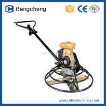 Bangcheng concrete finishing power trowel machine for sale double pans