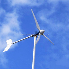 3000w wind turbine generator used for home