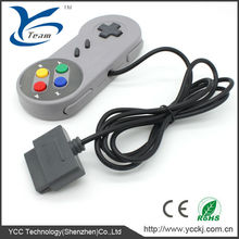 Wired Classic Controller For SNES/NES game console For Super nintendo snes controller with usb and original connector