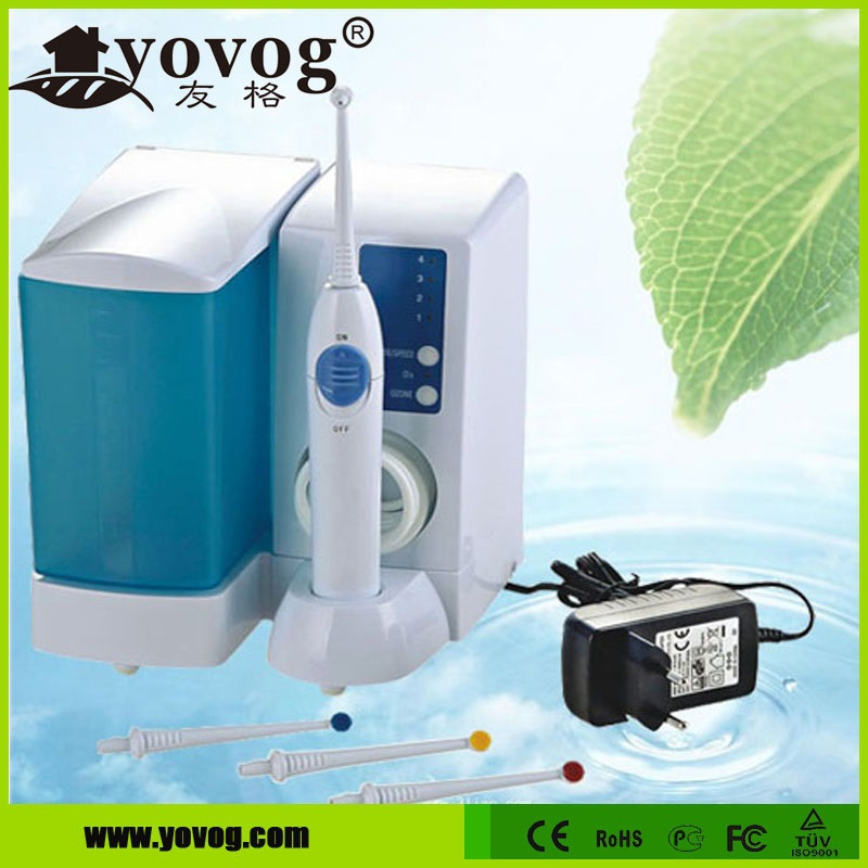 2015 Hot sales electric oral care dental jets water flosser