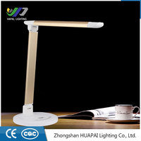 high quality Battery powered or USB power supply with LED Study Reading Lamp