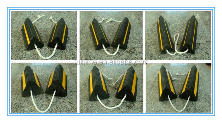 Rubber Sloping For Car Long Service Life