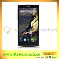 5.5 inch android MTK6592 octa core 3G cellphone