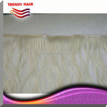 Creative Remy Hair Skin Weft Seamless Tape Hair Extensions For Beauty