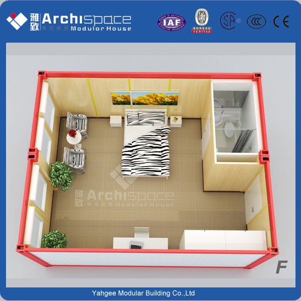 CYMB Prefabricated living container house