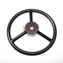 squre hole welding handwheel with diameter of 300mm,Valve with hand wheels
