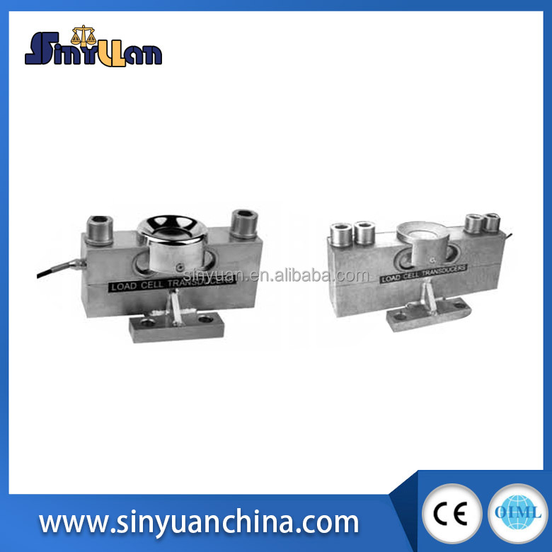 China alloy steel double share beam cell load