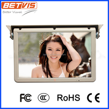 New Launch 22Inch BUS Advertising Player LCD with Free Digital Signage Software