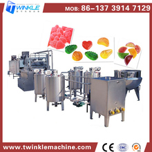 China Wholesale Custom Automatic Jelly/Gummy Candy Production Line