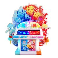 Coin Operated Machine Big big bang hammer game machine Video Game redemption game