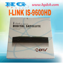 new model I-link 9600 hd fta satellite receiver for north america by ilink 9600hd