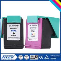 Chip Reset toner for hp 60 black with 10 Years Experience