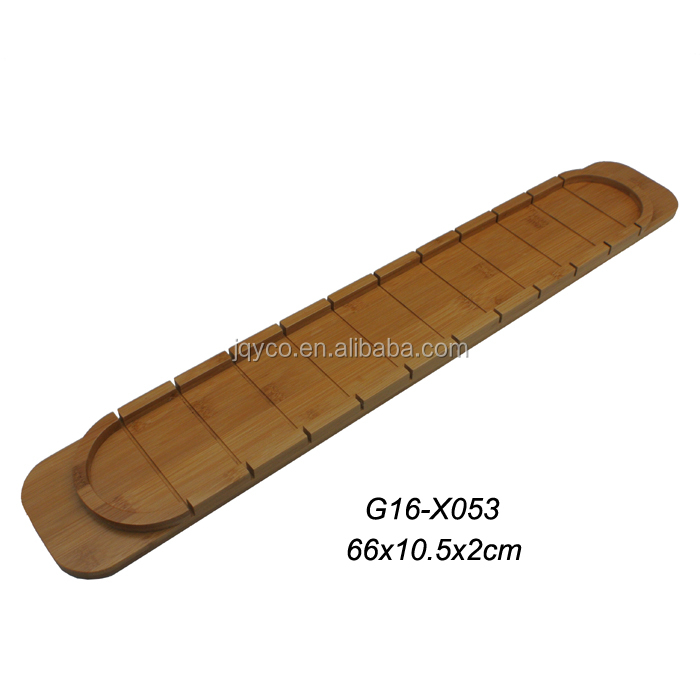 China bamboo mini kitchen wood bread cutting boards wholesale with LFGB/FDA