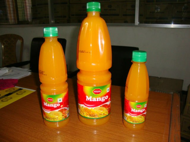 MANGO JUICE FOR CHINA MARKET