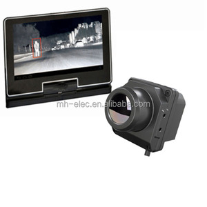 Cheap Safety Advanced Night Vision Infrared Thermal Imaging Car Camera