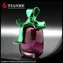 Tianhe first class quality customized Special shaped opaque perfume bottle