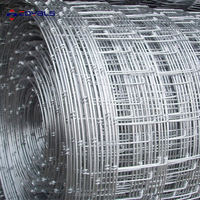 Fine Quality Steel Sheep Wire Mesh Fence