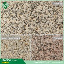China beige granite G682 Rusty granite G682 Yellow granite slabs tiles paving stone cubestone wall stone