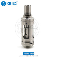 Aspire Triton 3.5ML Top Fill atomizer, Aspire Triton tank VS Subtank Mini bell cap