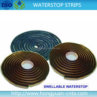 bentonite and bitumen expansion joint waterstop strips RV series