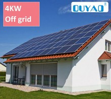4kw solar power system manufacturer indoor energy