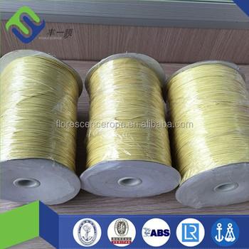 double braided kevlar ropes for fire escape rope