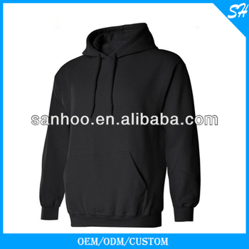 No Printing Blank Custom Hoodies In Low Price With Custom Logo