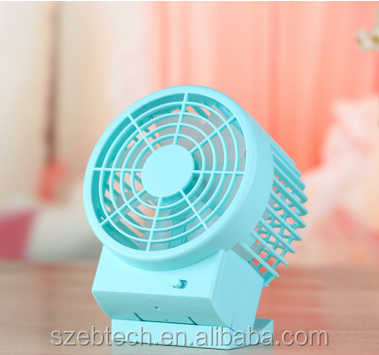 Portable Rechargeable Mini USB Fans Desktop Laptop USB Cooler High Speed Outdoor Mobile Handheld Cooling Fans for Home School