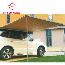 Hitorhike outdoor stretched shelterretractable car roof awning