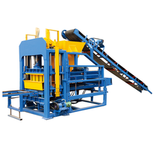 Henry QT4-15 sand lime block make equipment/concrete block machines products/cement brick machinery