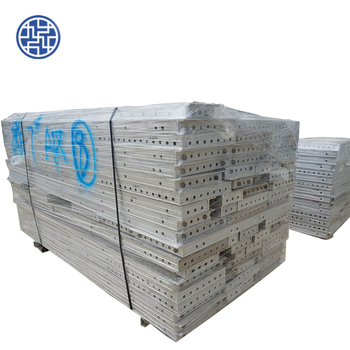 aluminum concrete slab roof formwork for column scaffolding system