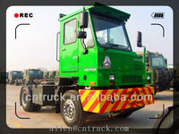 SINOTRUCK hova 6x4 tractor trucks for sale heavy-duty trailer
