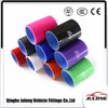 Ageing resistance high pressure silicone tubing